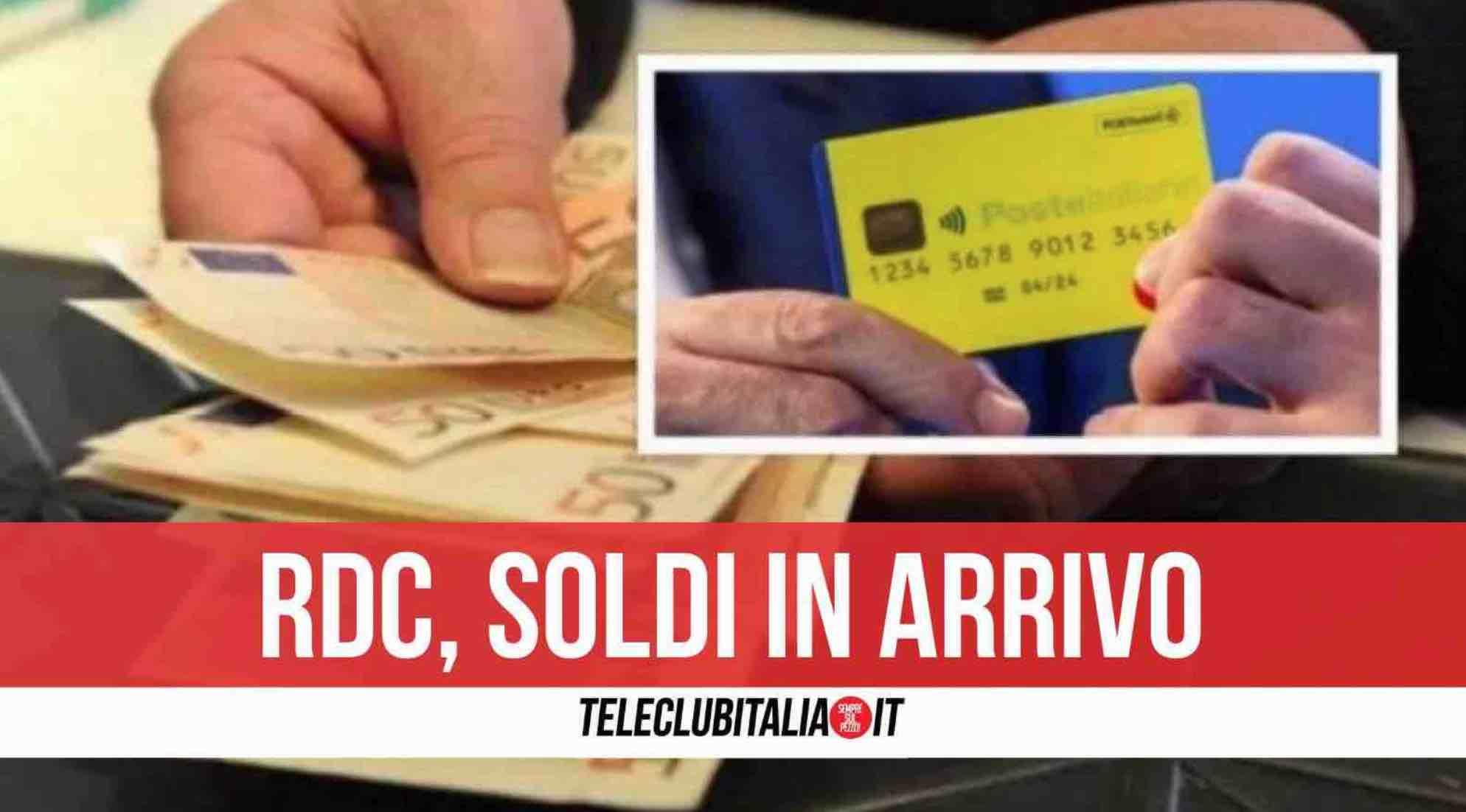 reddito di cittadinanza pagamenti aprile
