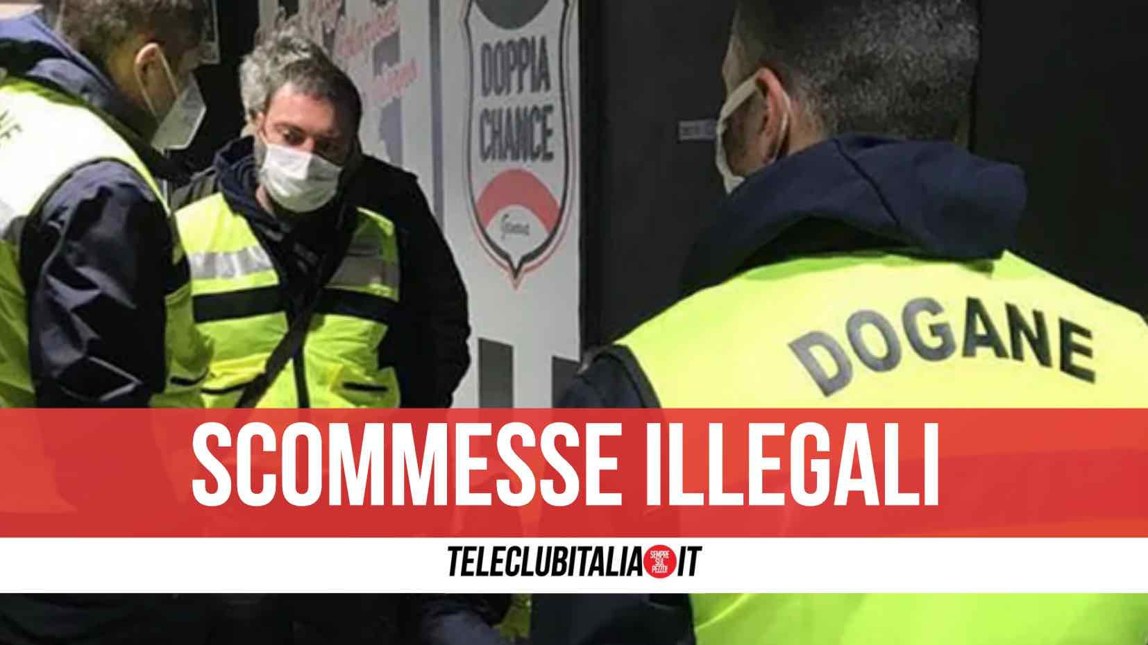 scommesse online abusive