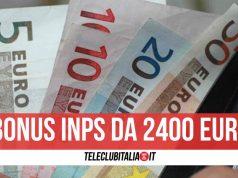 bonus inps 2400 euro