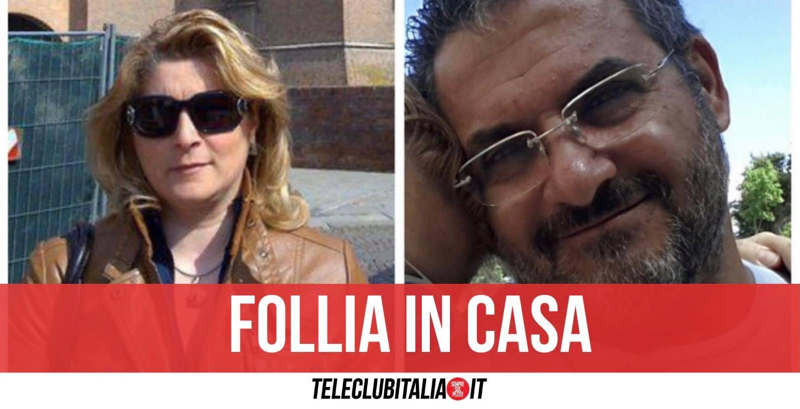annamaria ascolese sparata marito carabiniere antonio boccia