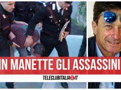 arrestati assassini maurizio cerrato nomi