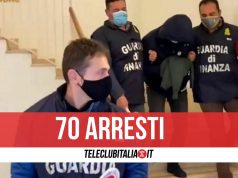 arresti napoli calabria gasolio carburanti guardia di finanza