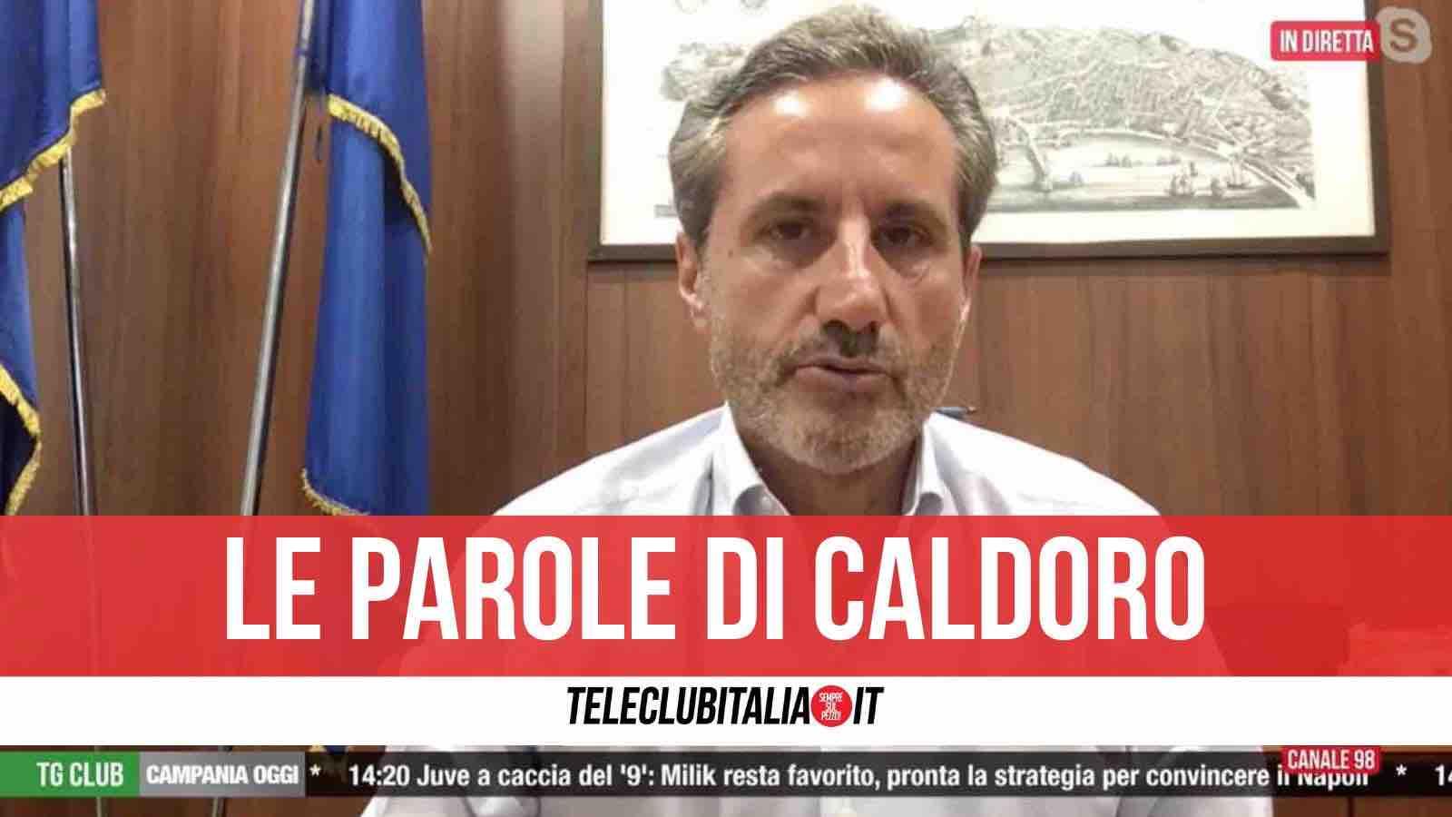 caldoro teleclubitalia