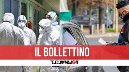 Campania, zona arancione in bilico: aumentano terapie intensive, più di 2mila contagi