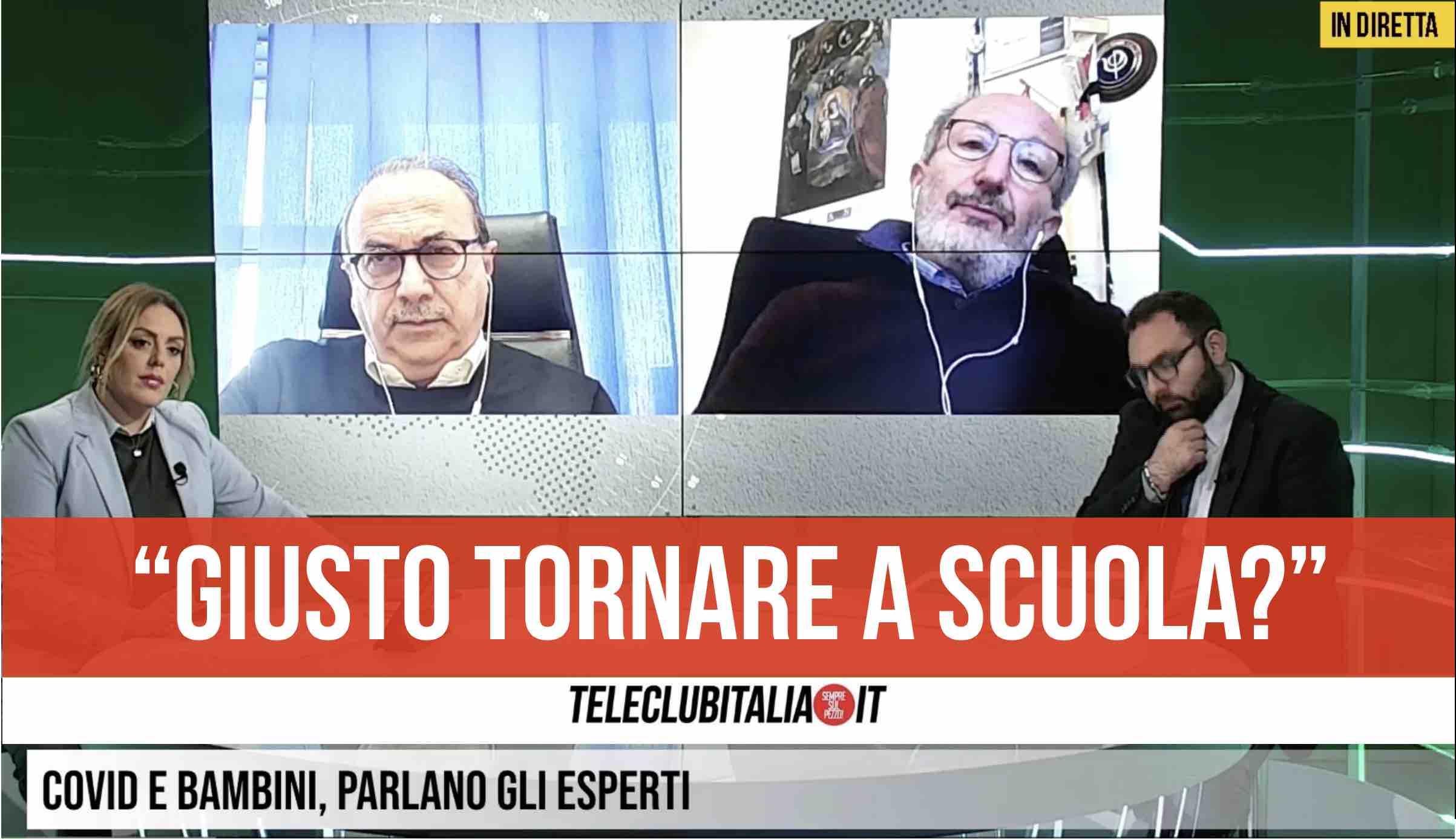 campania oggi scuola teleclubitalia.raffaele felaco luigi martemucci
