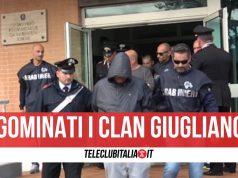 clan giugliano poggiomarino arresti 19 aprile