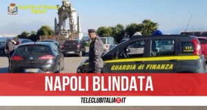 controlli guardia di finanza weekend