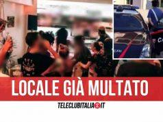 festa giugliano carabinieri