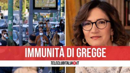 "Italia verso le riaperture, Gelmini: ""Immunità di gregge in estate"""