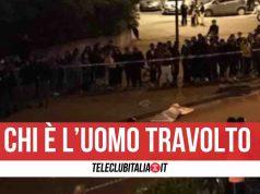 incidente scampia morto massimiliano esposito