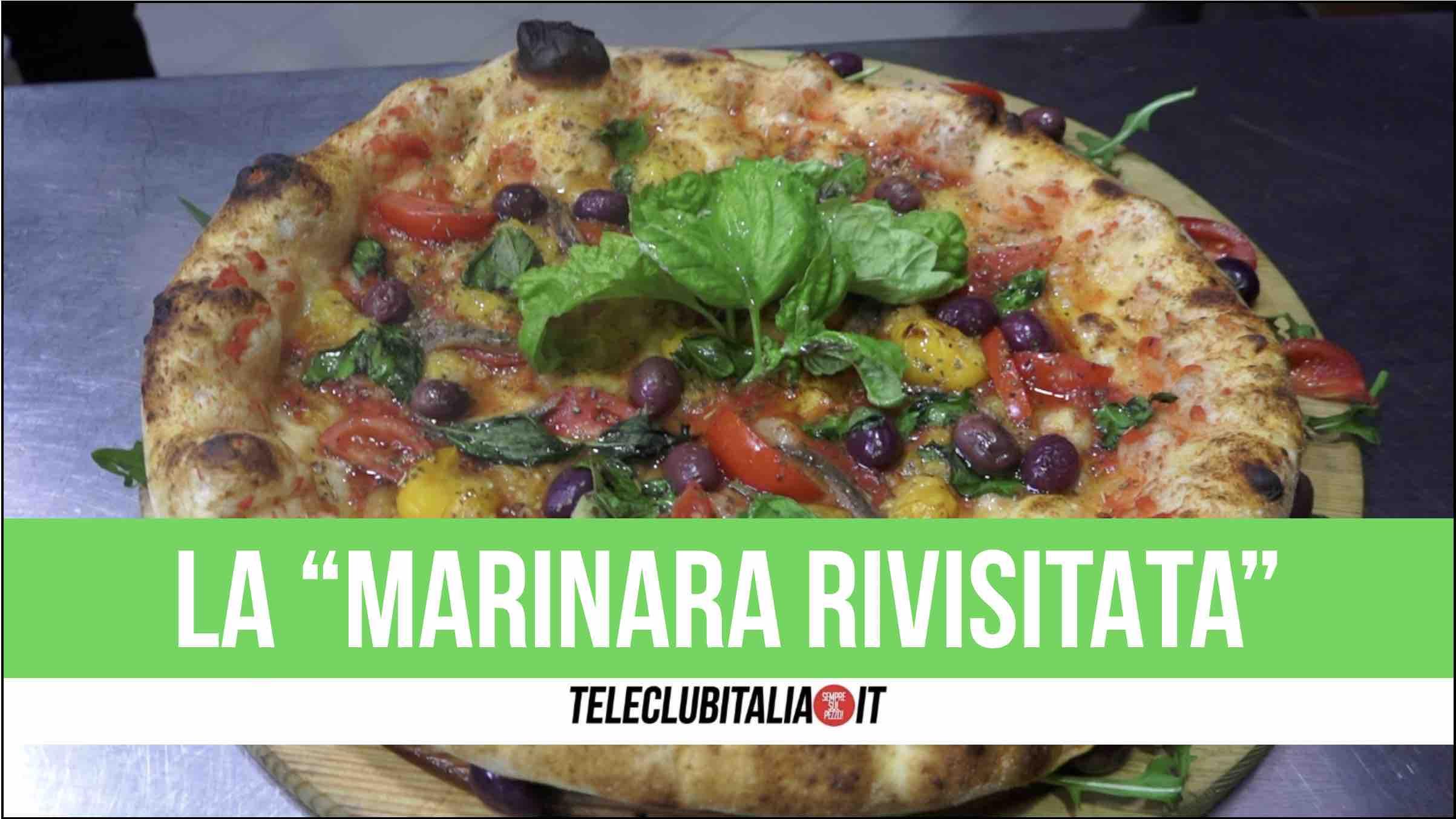 marinara rivisitata carpe diem giugliano pizza