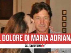 maurizio cerrato morto parla figlia maria adriana