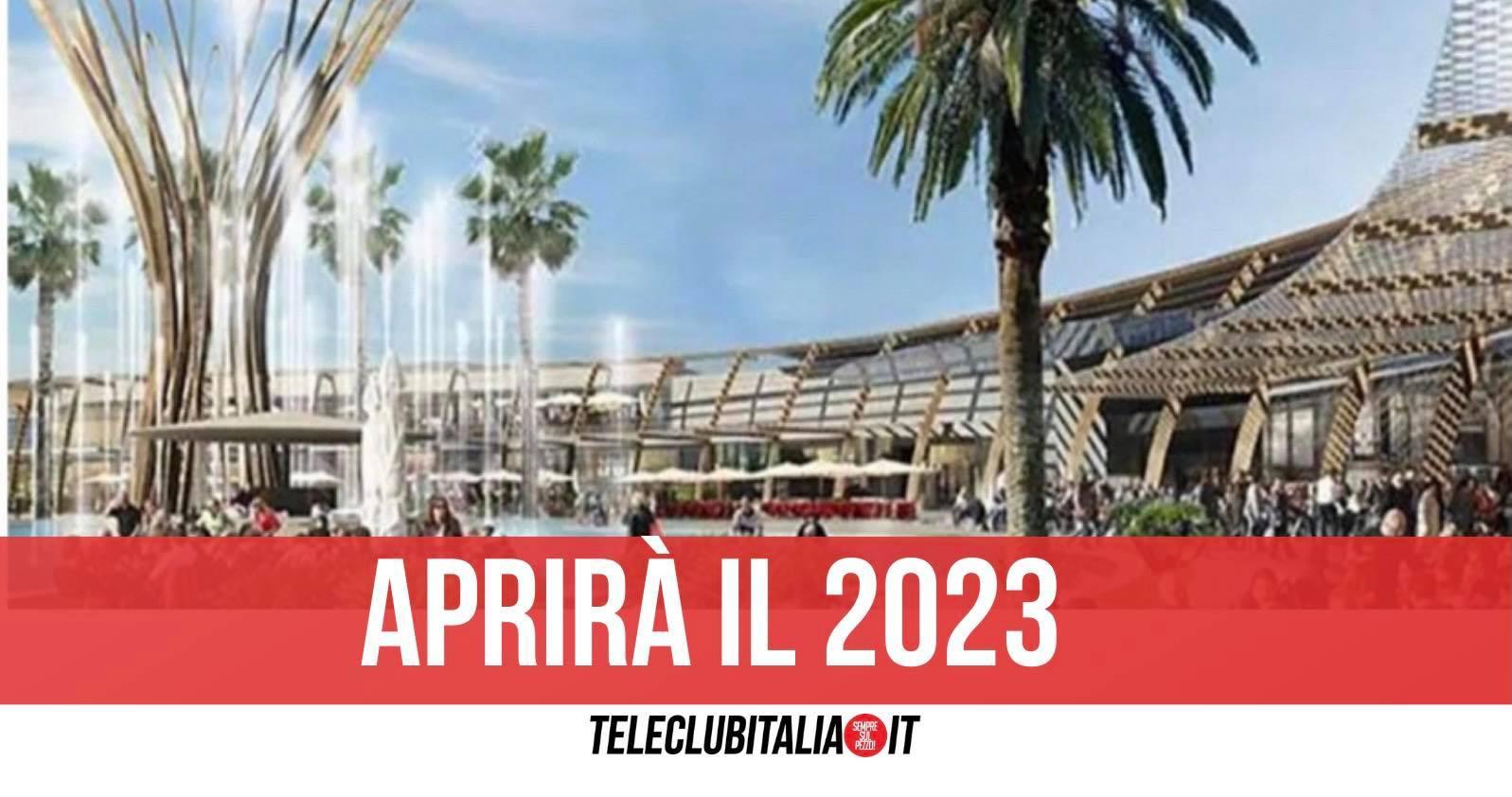 maximall pompeii apertura 2023