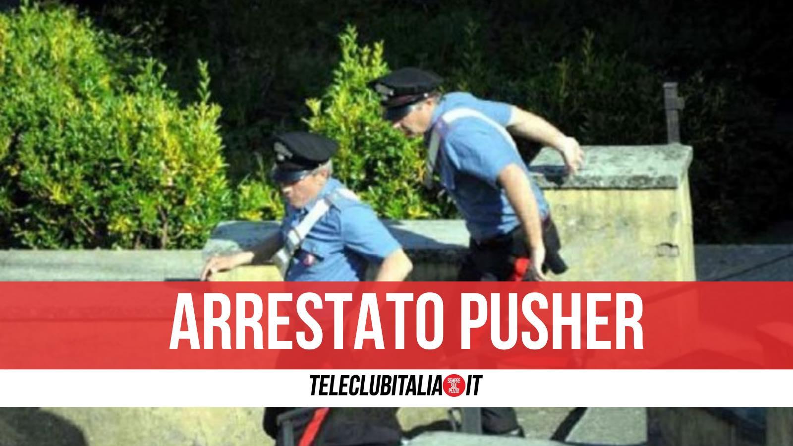 mugnano arrestato spaccio