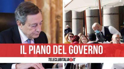 """""""Tre atti concreti per la città di Napoli"""", Gaetano Manfredi incontra De Luca jr"""