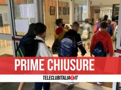 scuole chiuse parete aprile gino pellegrino sindaco