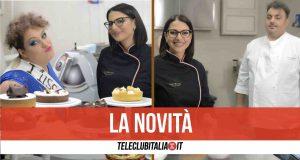 sweet chocolate giugliano pastry chef maria de vito peppe laurato rosaria miele