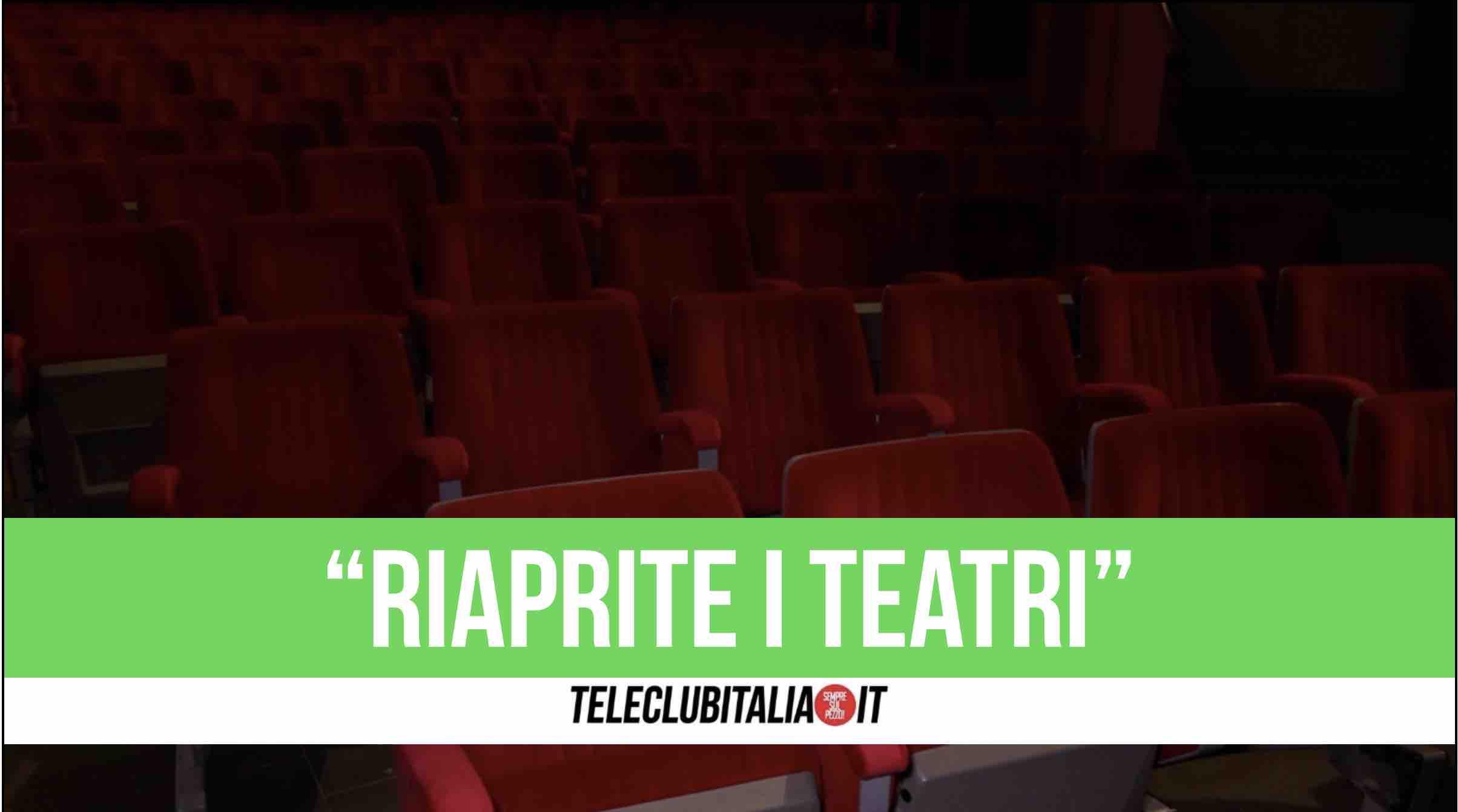 teatro lendi sant'arpino francesco scarano pandemia