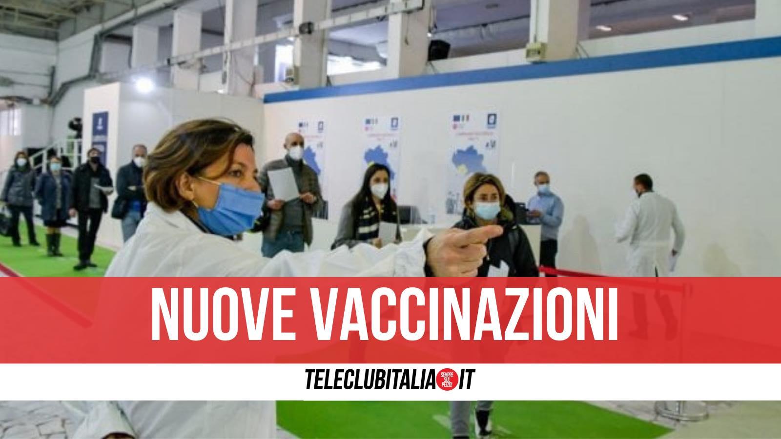 vaccinazioni over 50 campania prenotazioni
