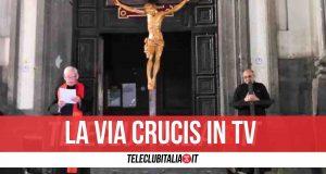 via crucis teleclubitalia