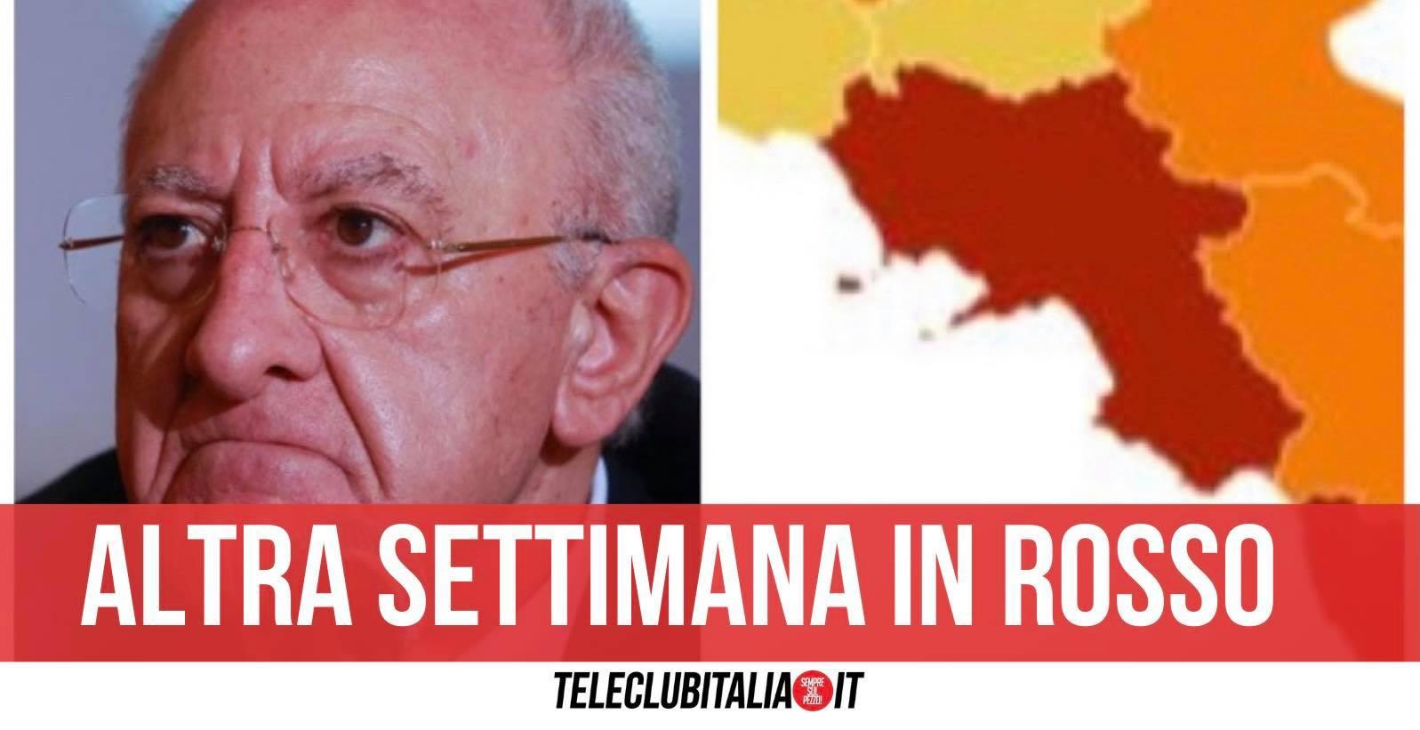 ULTIM'ORA - La Campania passa in zona arancione: cosa cambia