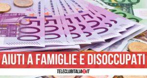 decreto sostegni aiuti famiglie