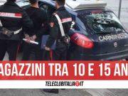 Pozzuoli Pornografia minorile Carabinieri arrestano 27enne