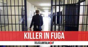 detenuto evaso carcere perugia