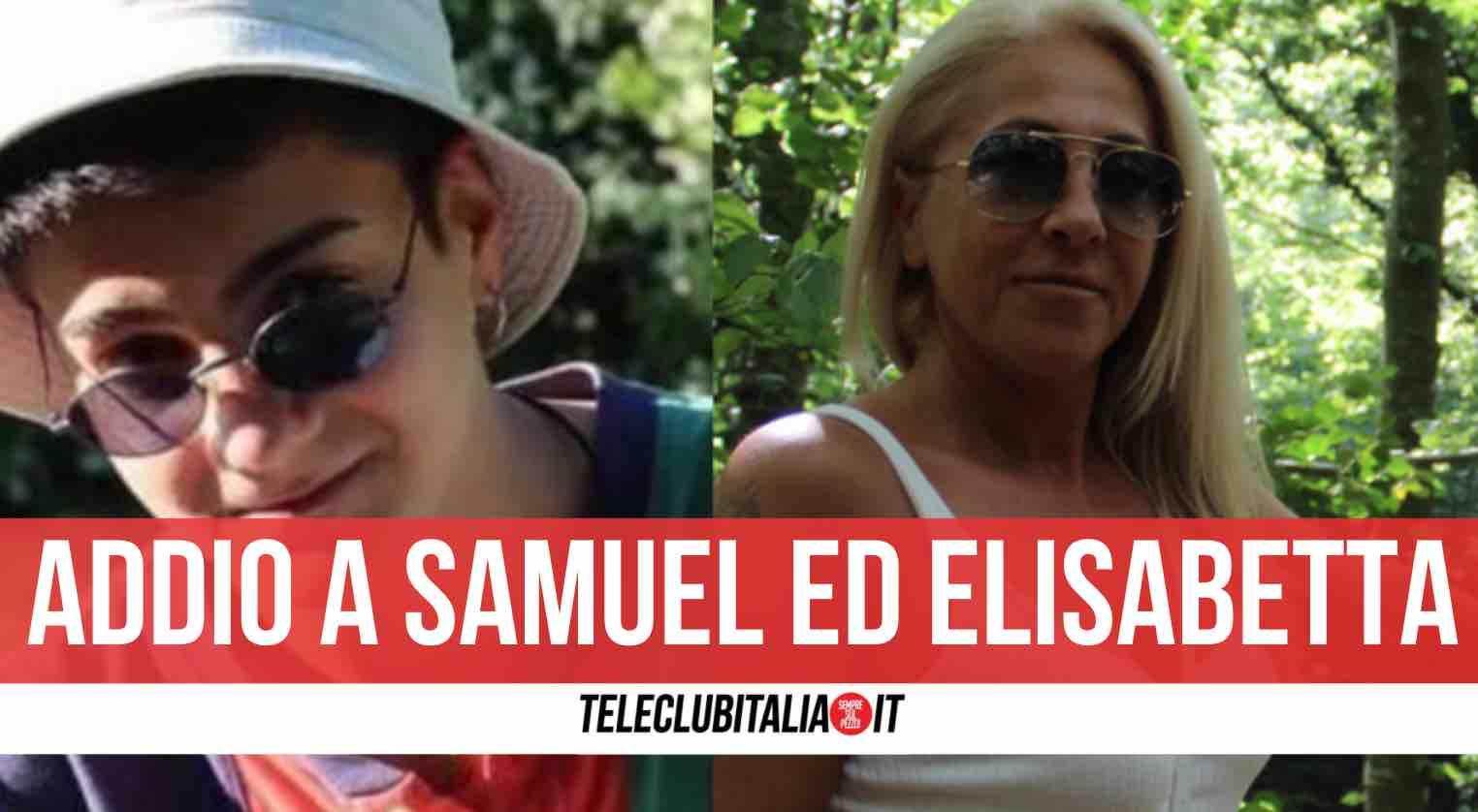 esplosione gubbio morti Samuel Cuffaro Elisabetta D'Innocenzo