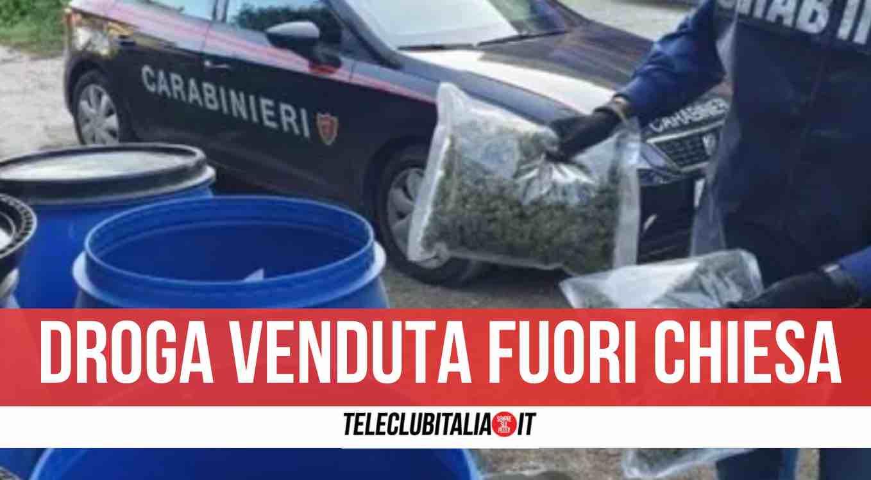 marano piazze di spaccio carabinieri