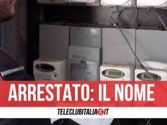 truffa enel arrestato Tommaso Taglialatela