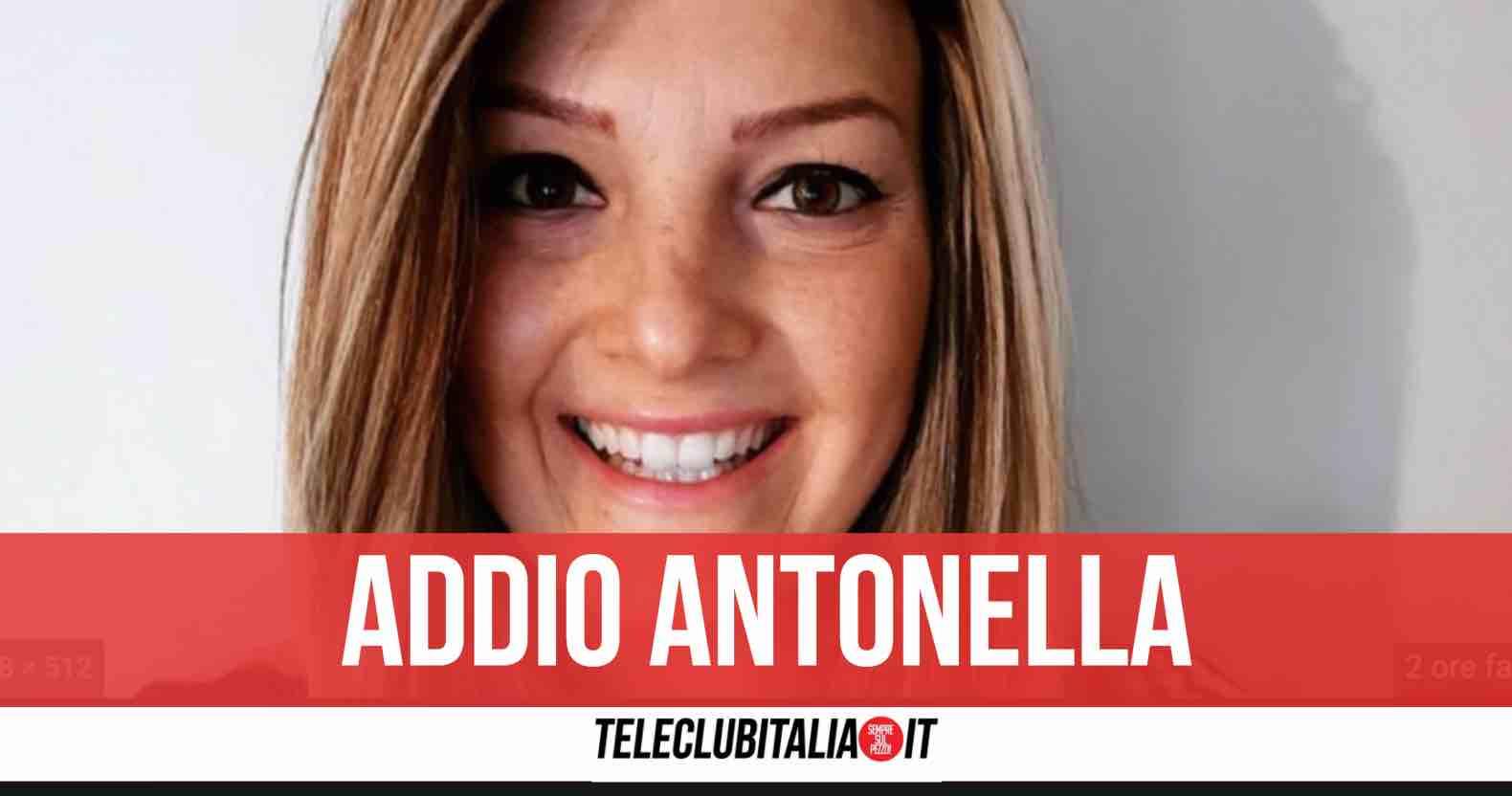 Antonella Dell'Olio morta bisceglie