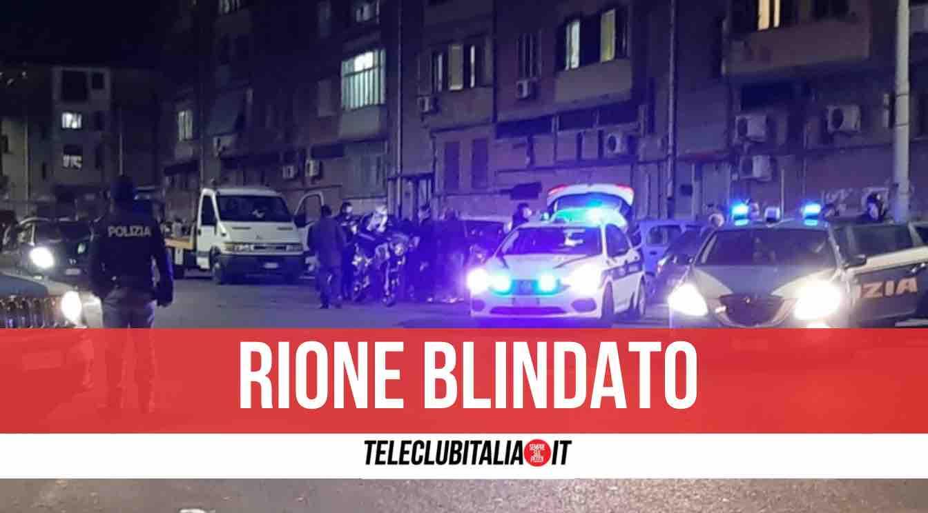 polizia rione monterosa