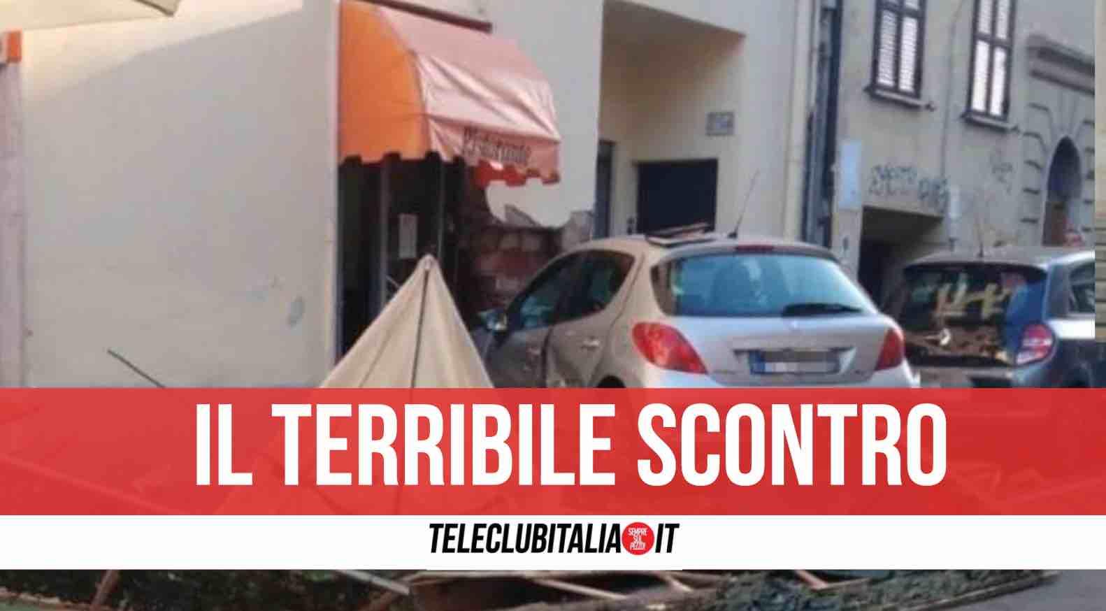 incidente auto roma