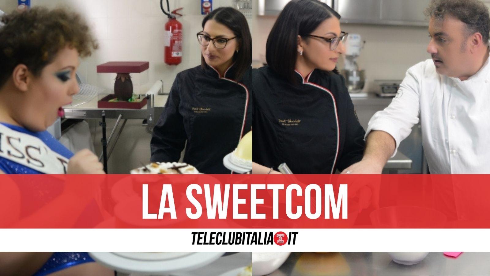 sweet chocolate giugliano rosaria miele peppe laurato