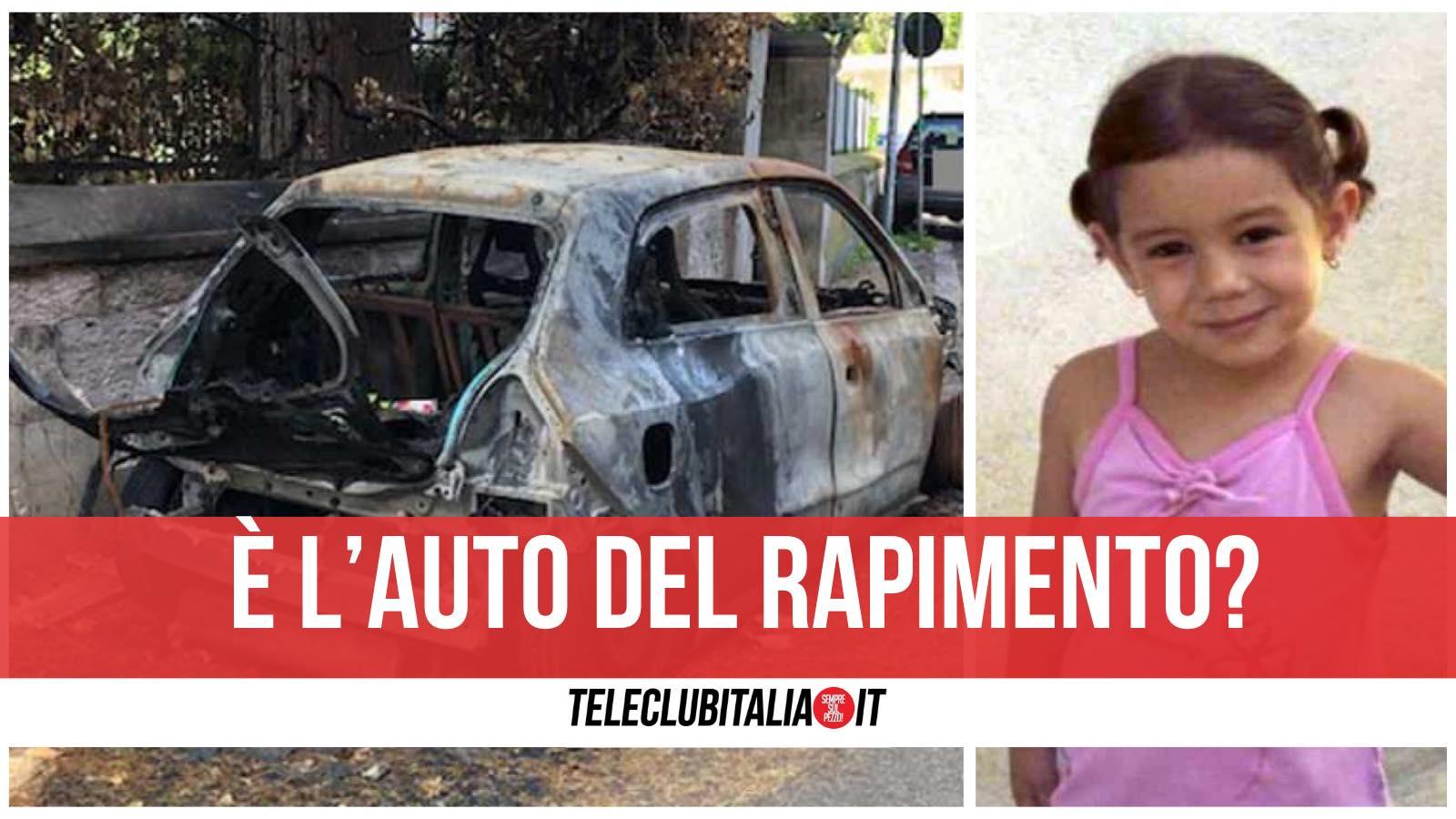 auto bruciata denise
