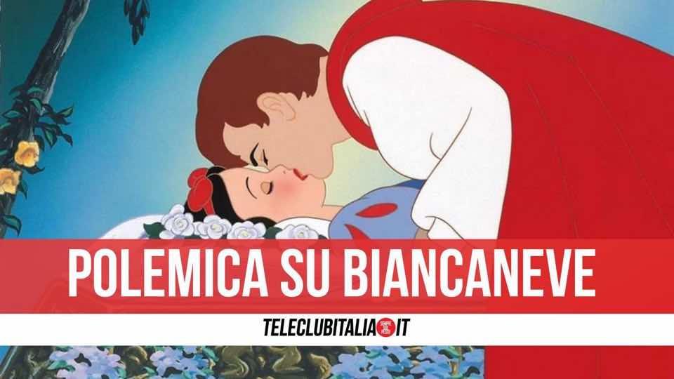 bacio biancaneve