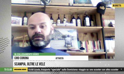 """L'attivista Ciro Corona a TeleclubItalia: """"Palazzo San Giacomo distratto dalla campagna elettorale, dimentica Scampia"""""""
