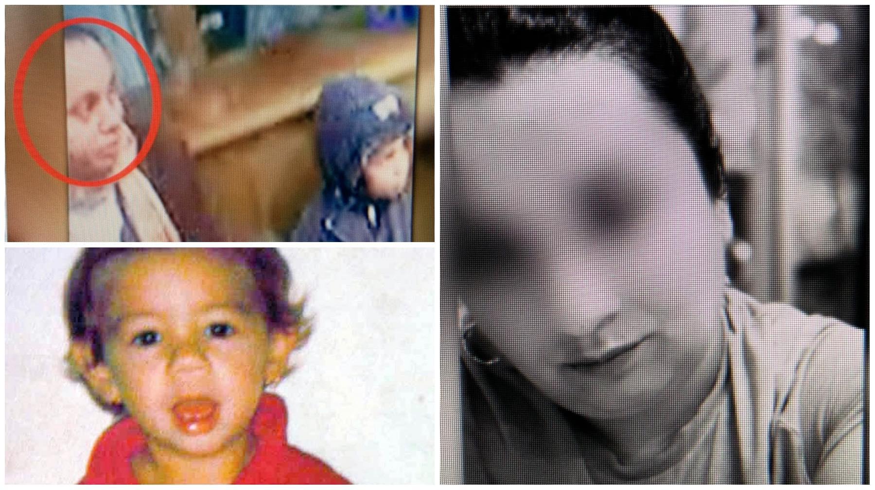 denise pipitone donna nomade mattino cinque foto