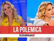 barbara d'urso attacca Diletta Leotta