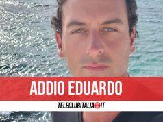 edoardo liotta morto capo taormina incidente