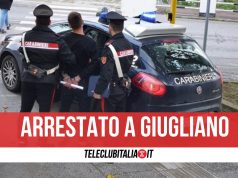 evaso arresti domiciliari varcaturo arrestato