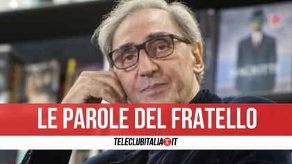 """Gli ultimi giorni di vita di Franco Battiato, il fratello: """"Si è arrivati a un deperimento organico"""""""