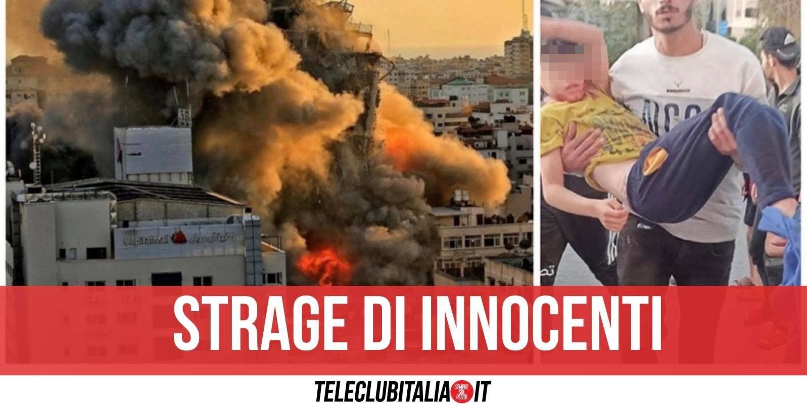 guerra hamas israele striscia di gaza