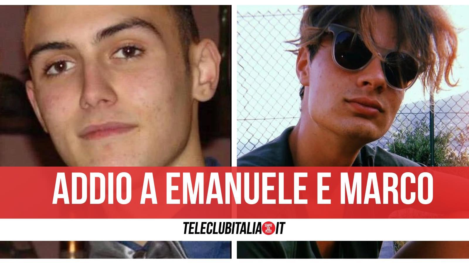 incidente aurelia morti due giovani emanuele albanto marco parascosso