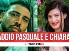 morto incidente pasquale vozza chiara