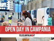 open day sannio comuni campania