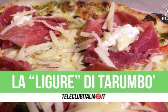pizza teleclubitalia tarumbo' ligure