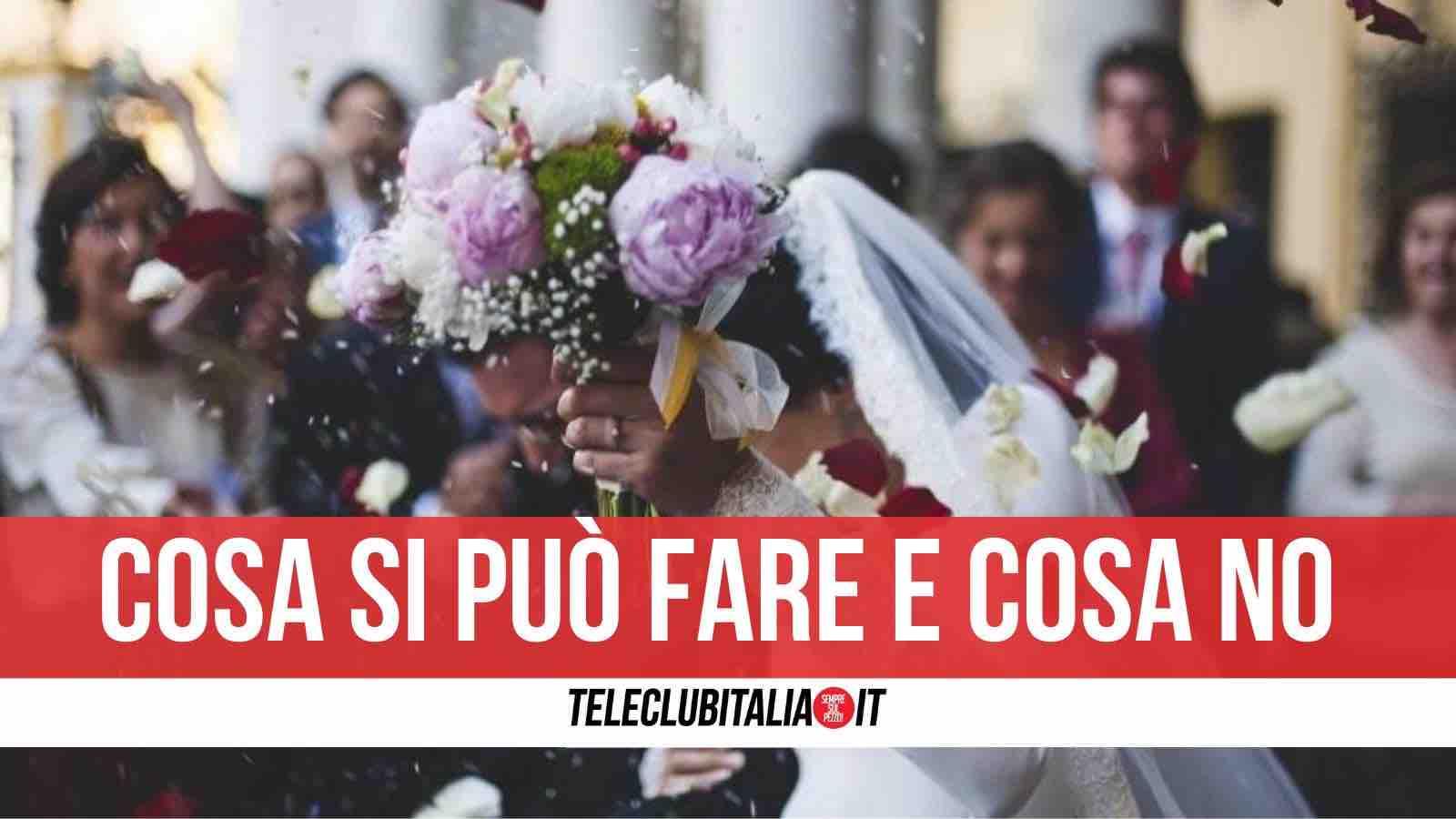 regole matrimoni