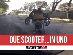 scooter su scooter licola